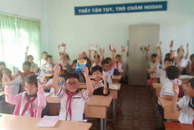 Tổ chức 1.6 cho các em học sinh thân yêu