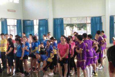 Trường TH Buôn Puăn tham gia hội thao ngành giáo dục năm 2017